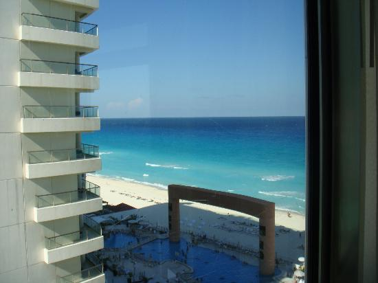 ‪‪ME Cancun‬: View from the room‬