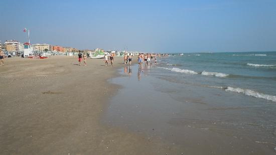 Hotel Casablanca: Mare Rimini