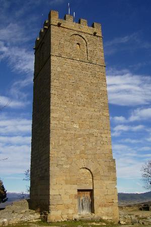 Sos del Rey Católico, España: torre del castillo