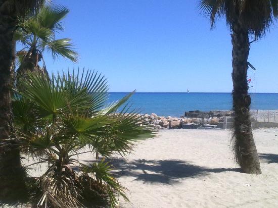 Albenga, Italia: La spiaggia