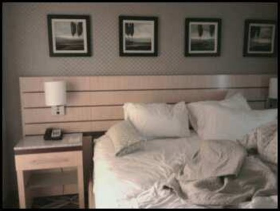 Embassy Suites by Hilton Raleigh - Durham Airport/Brier Creek: bedroom/decor