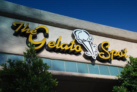 Gelato Spot Caffe: The Gelato Spot