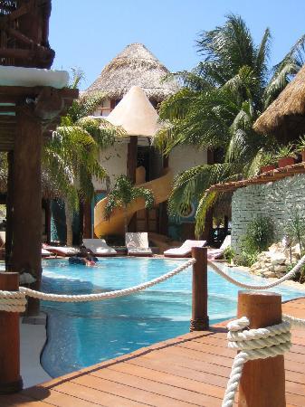 Holbox Hotel Casa las Tortugas - Petit Beach Hotel & Spa: Beautiful hotelito!