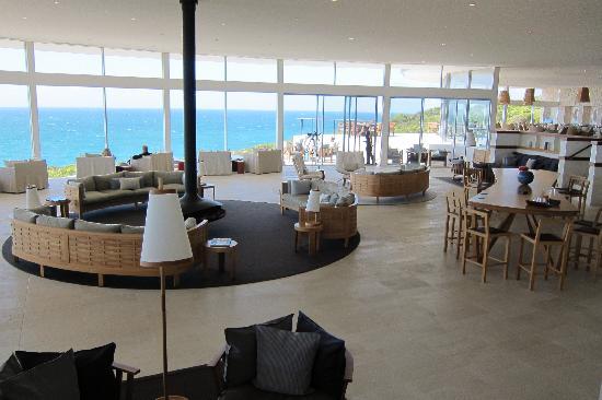 Southern Ocean Lodge: Lounge
