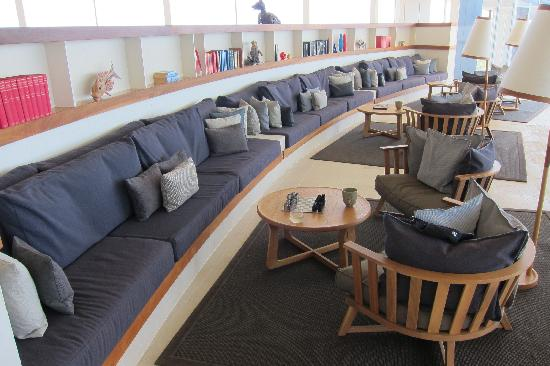 Southern Ocean Lodge: Lounge