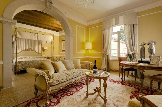 Villa Cordevigo Wine Relais: Honeymoon Suite