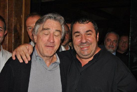 Assunta Madre : Robert De Niro con Johnny