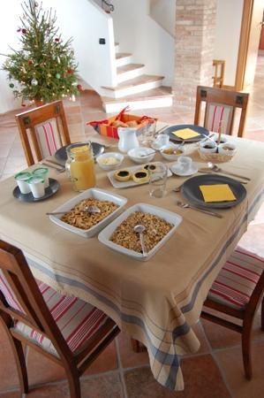 B&B l'Alberone: colazione