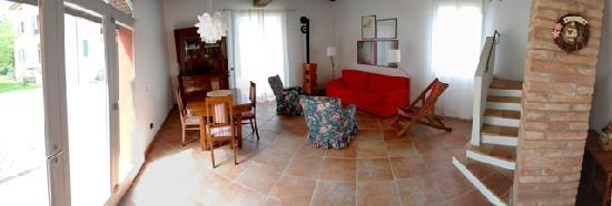 B&B l'Alberone: soggiorno