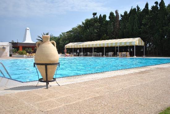 Hotel el Fell: la piscine