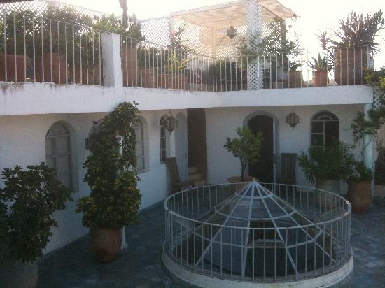 L'Oum Errebia : Terrasse2