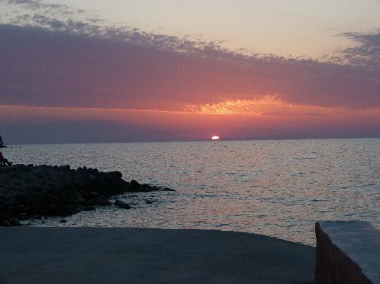Ilayda Hotel: Kusadasi Sunset
