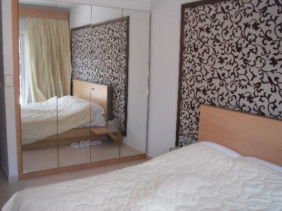K Boutique Hotel: Bedroom