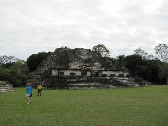 Belize Cruise Excursions: Mayan Ruins