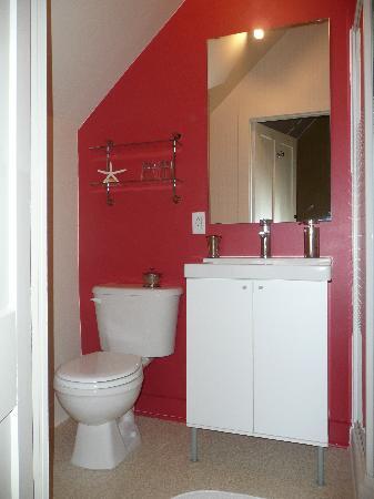 La Venise Verte B&B: salle de bain de la chambre #3