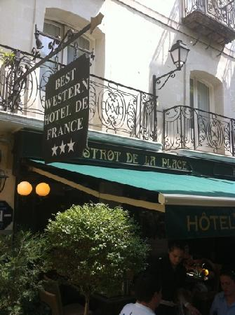 BEST WESTERN Hotel de France: best western