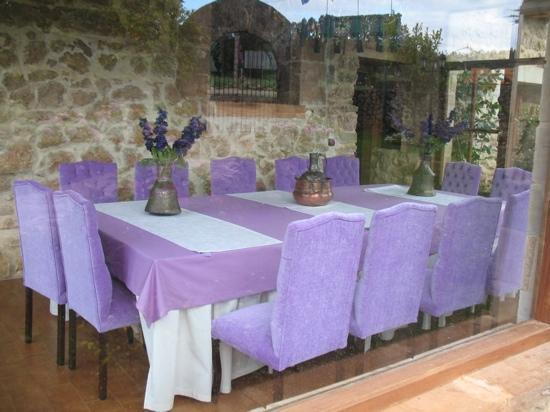 Novales, España: ristorante