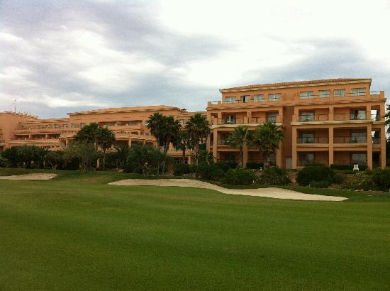Hotel Alicante Golf: From the golf course