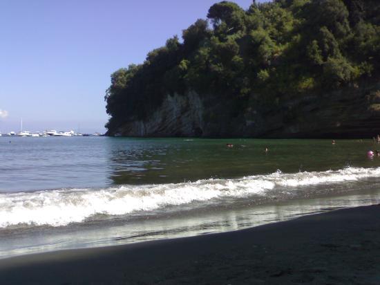 Procida, Italië: Spiaggia della Chiaia
