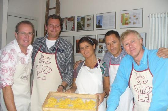 casa ilaria: cooking classe
