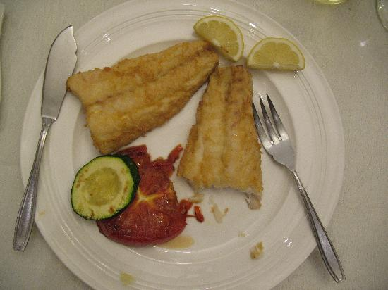 Restaurante Los Arcos : A la Romana