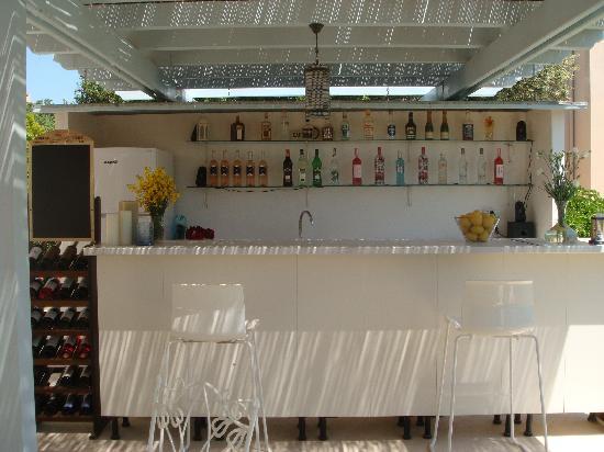 Alura Boutique Hotel: Bar van het hotel