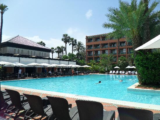 La Mamounia Marrakech: Pool