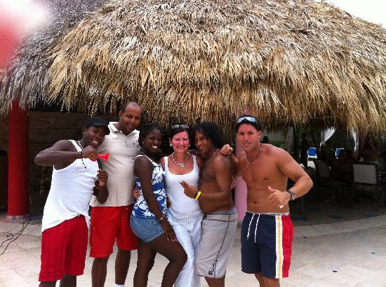 Majestic Colonial Punta Cana : A1 - Animation Team at Majestic Colonial