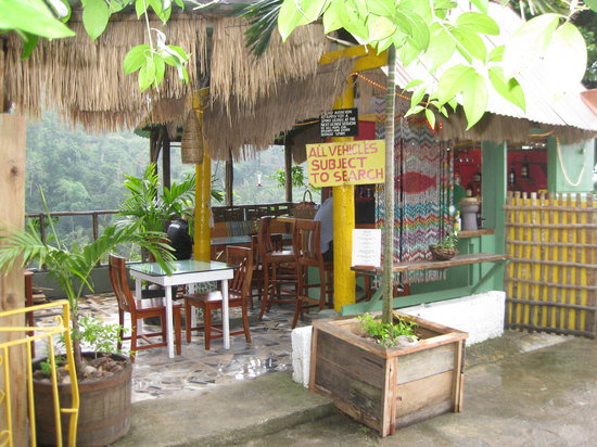Welcome to EITS Cafe, Blue Mountains, Newcastle, Jamaica