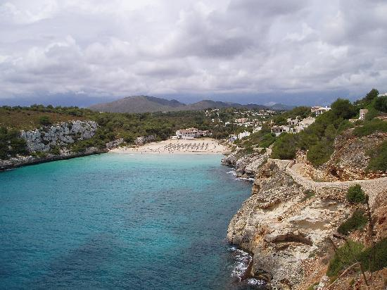 Sol Romantica : Cala Romantica is also called S'Estany den Mas
