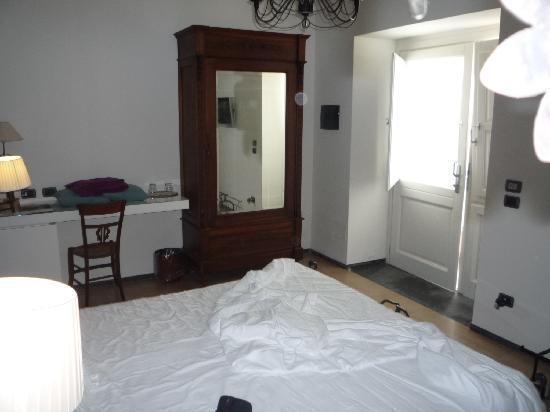 Hotel Borgo Pantano: camera