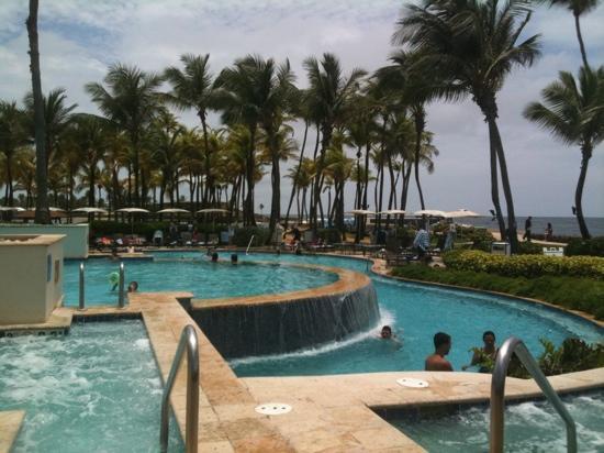 Caribe Hilton San Juan Hot Tub And Infinity Pool