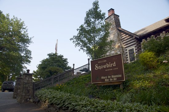 Snowbird Mountain Lodge: A warm welcome