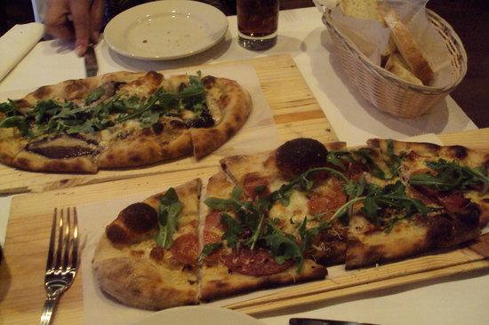 Brick NYC: una visión de nuestras pizzas