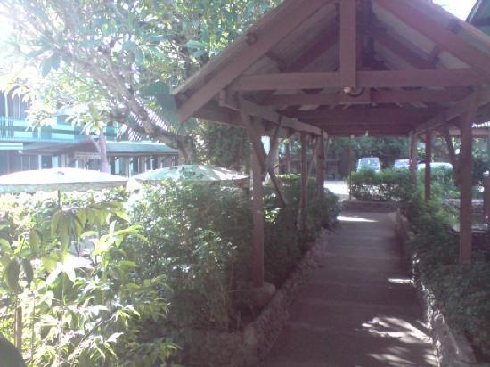 Lucena Fresh Air Hotel: to the lobby