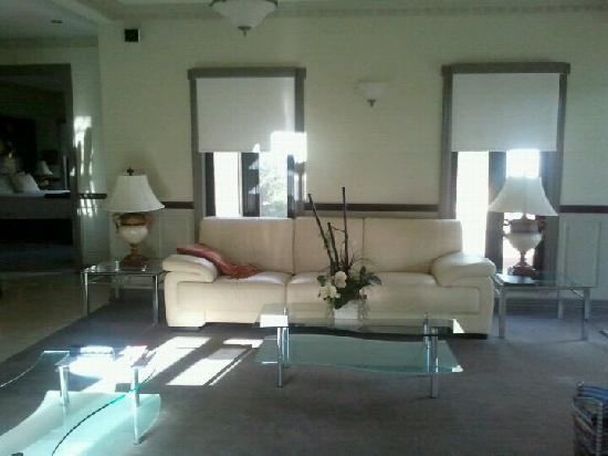The Camperdown Mill: Lovely Lounge