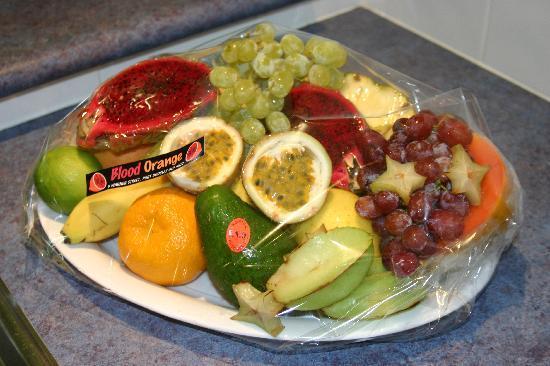 Freestyle Resort Port Douglas: $ 45 Tropical Fruit Platter