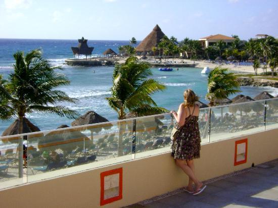 Catalonia Yucatan Beach: view