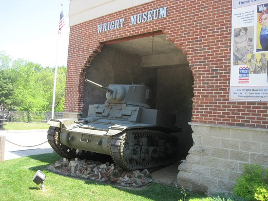 Wright Museum of WWII