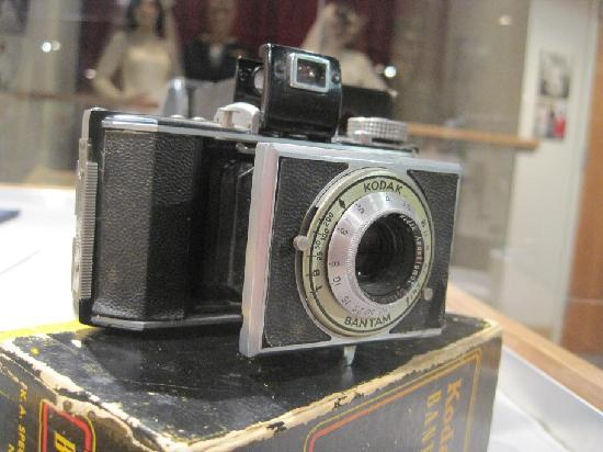 Wright Museum of WWII: WWII era camera