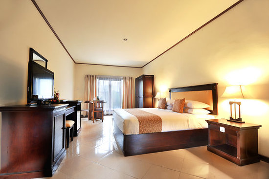 Royal Sanur: Royal Bali Beach Club: Main bedroom