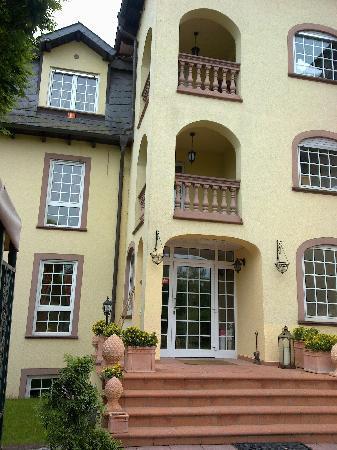 Villa Magnolia: Eingang