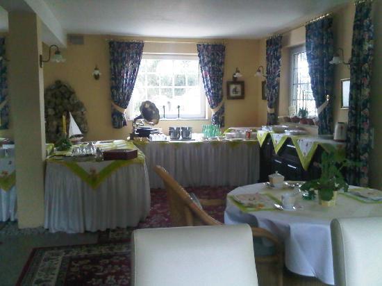 Villa Magnolia: Frühstückszimmer