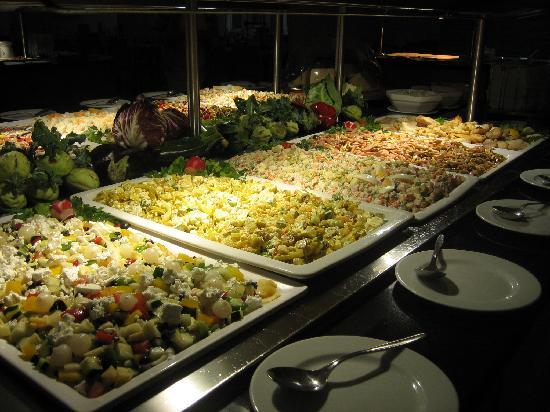 Valamar Argosy Hotel: 夕食の一品