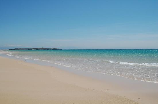 Tarifa Beach.