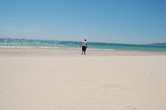 Tarifa, Spain: The ocean.