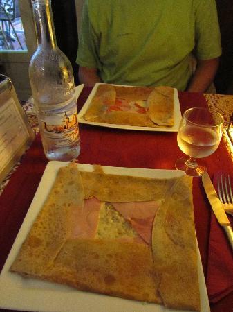 La Gourmandine : crépe bretoni