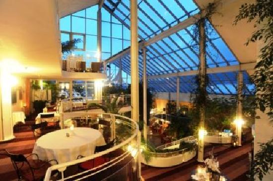 Resort Die Wutzschleife: Hotelhalle
