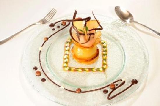 Resort Die Wutzschleife: Dessert im Gregor's Fine Dining