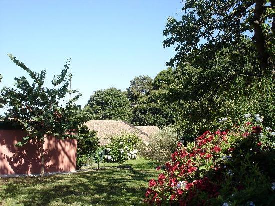 La Gardenia: Il Giardino